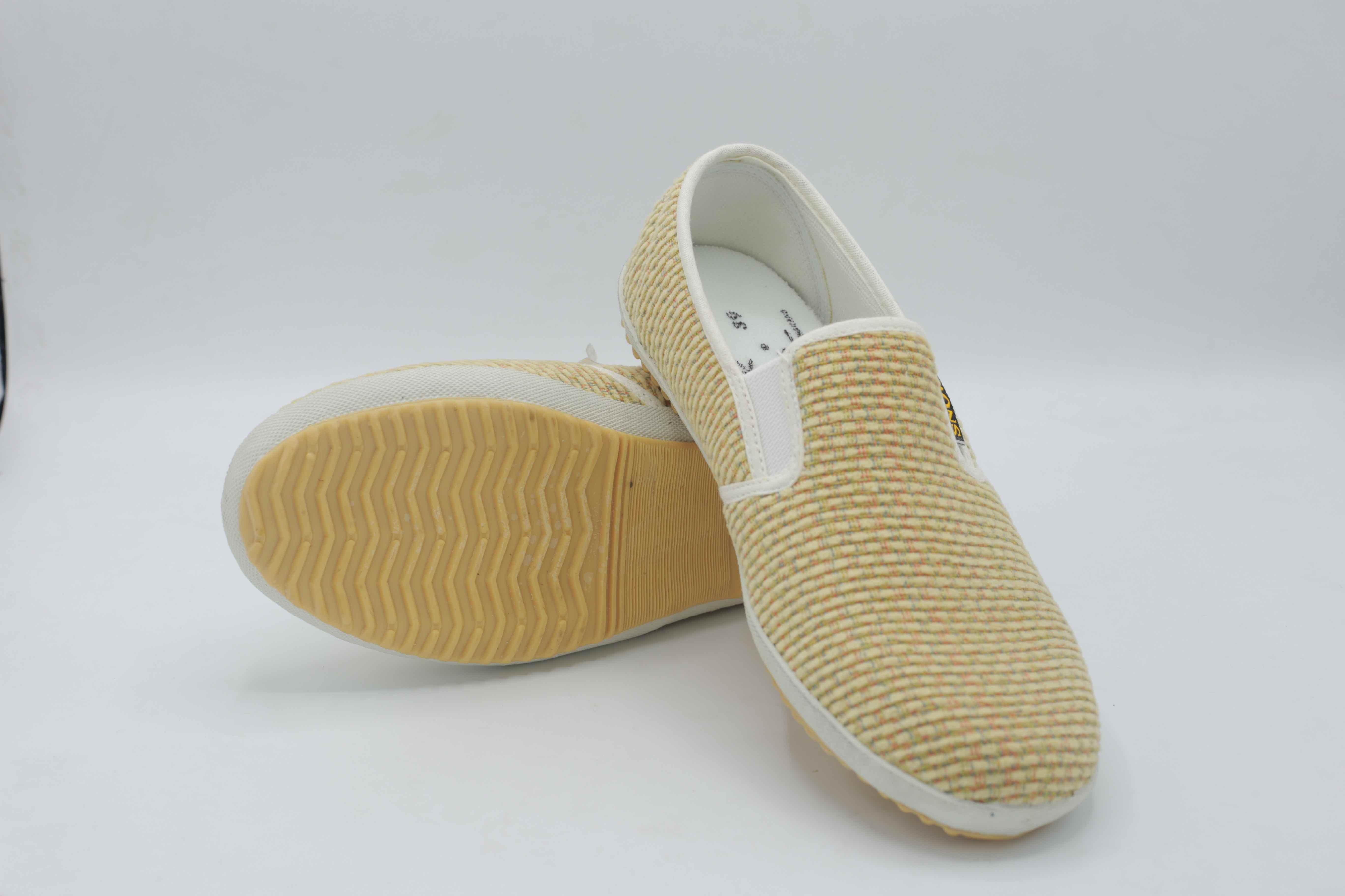 C03041 รองเท้ารักโลกยางพารา Snowflakes