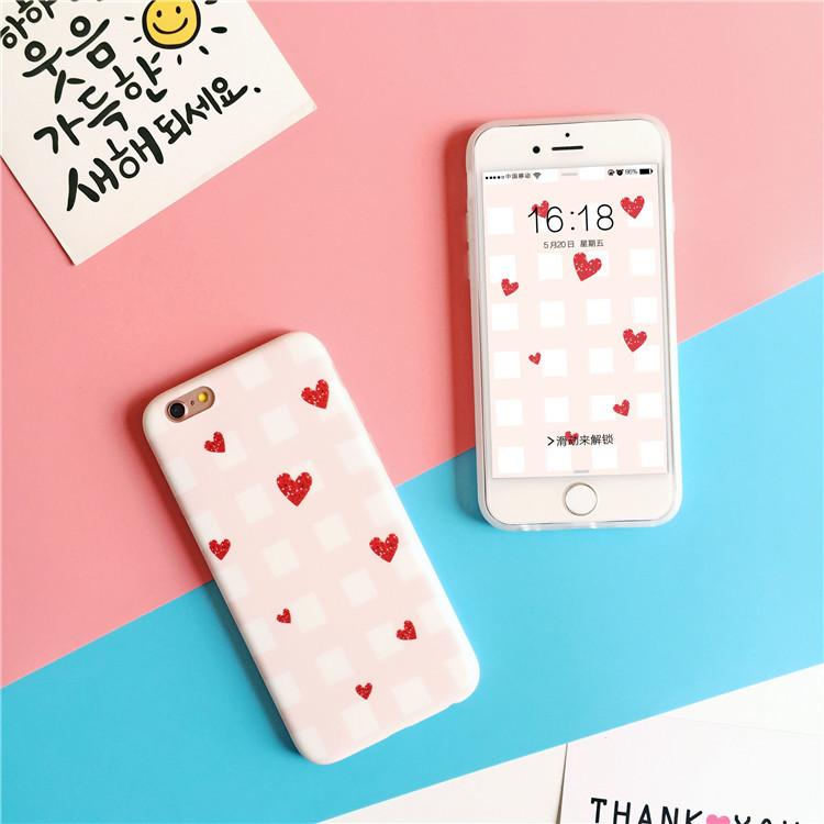 เคส iPhone ลายหัวใจ