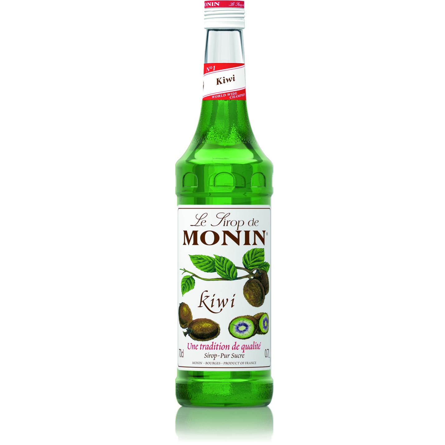 Kiwi Syrup - 700ml