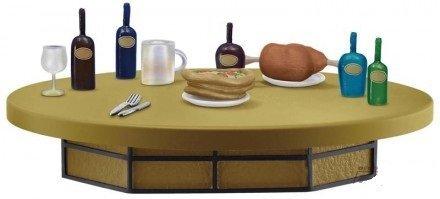 Table Shibukai ของแท้ JP แมวทอง - WCF Banpresto Ichiban Kuji [โมเดลวันพีช] (โต๊ะตัวเดียว) Rare