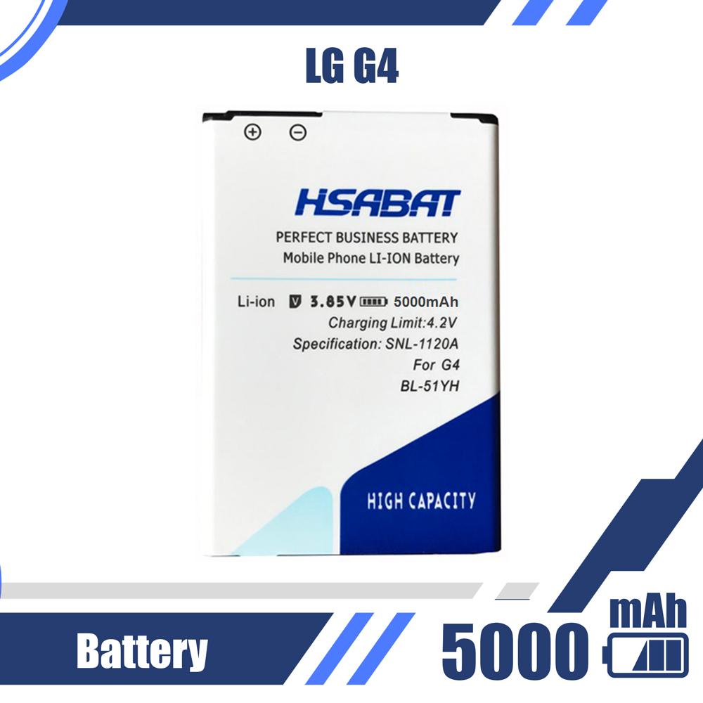 5000mAh LG G4 BL-51YF BL-51YH Battery for LG G4 H811 H810 VS999 V32 VS986 LS991 F500 F500S F500K F500L H815 H81 H818 H819