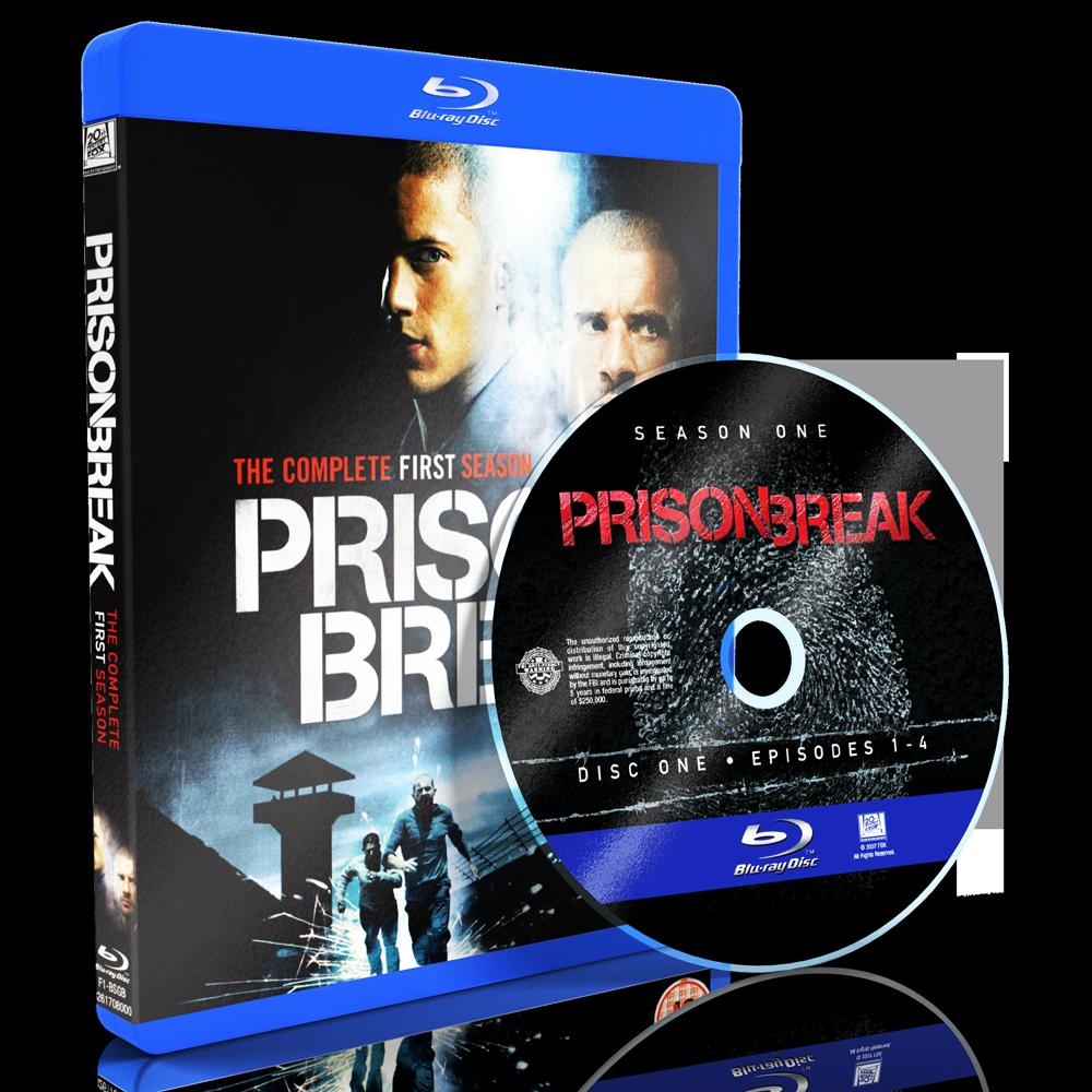 US0501 - Prison Break SEASON 1 (2005) (2 DISCS) (THAI/ENG) [แผ่นสกรีน]
