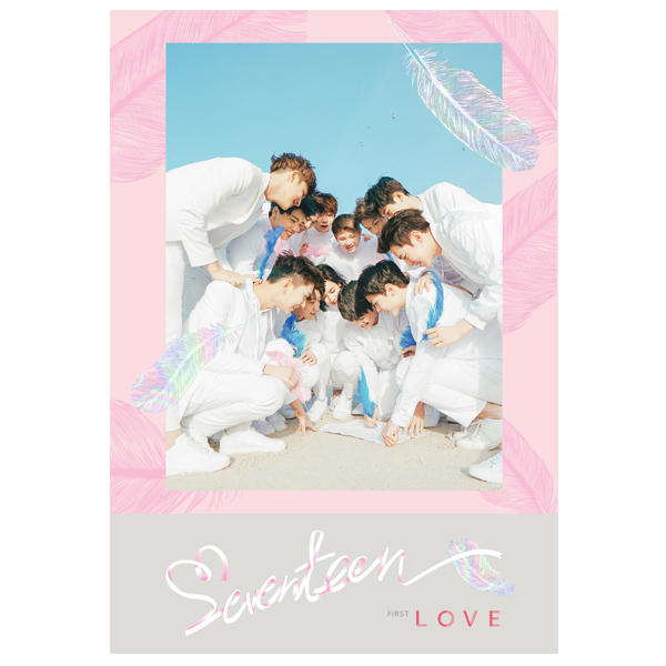 Seventeen - Album Vol.1 [FIRST LOVE&LETTER] LOVE Ver.