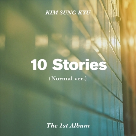 Kim Seong Kyu (Infinite) - Album Vol.1 [10 Stories] Normal Edition (Normal Ver.)