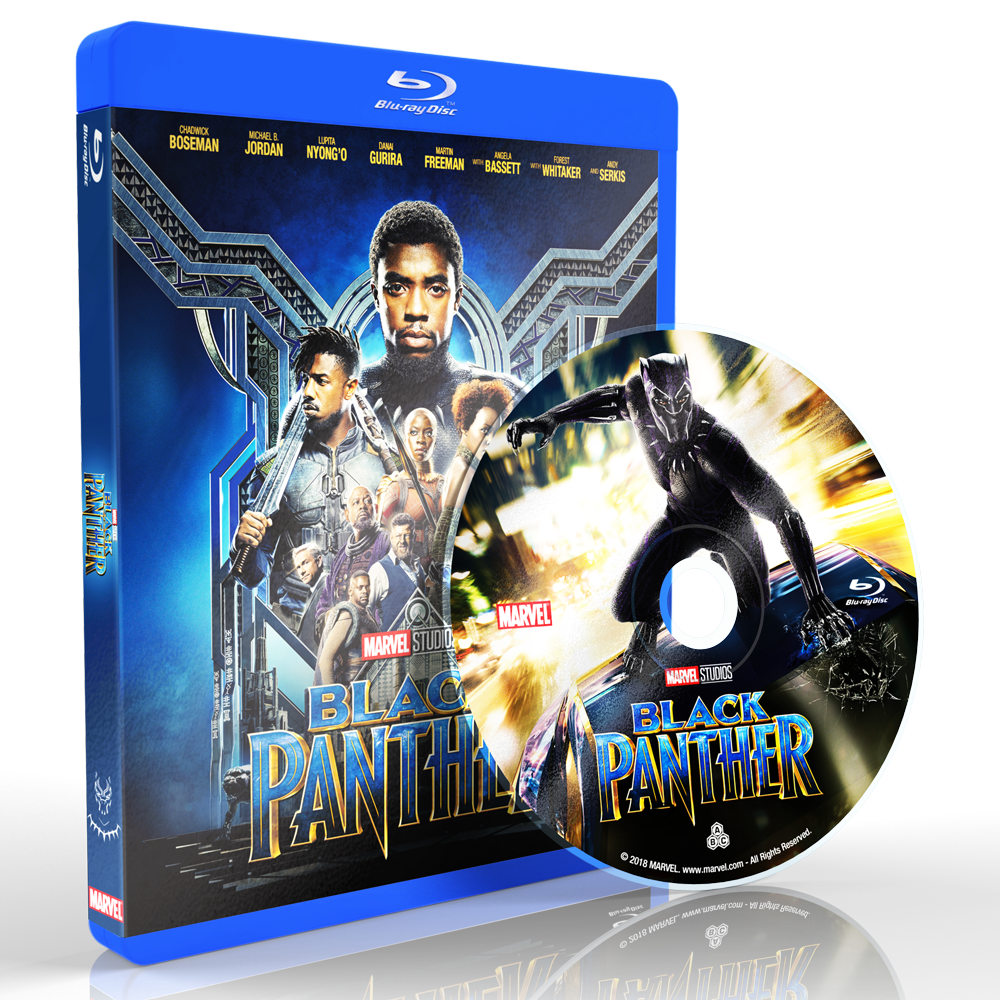 U1802 - Black Panther (2018)