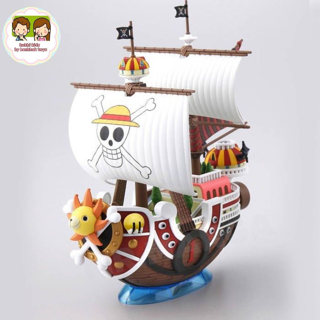 bankkoktoys One Piece Thousand Sunny New World Ver  (Plastic model)