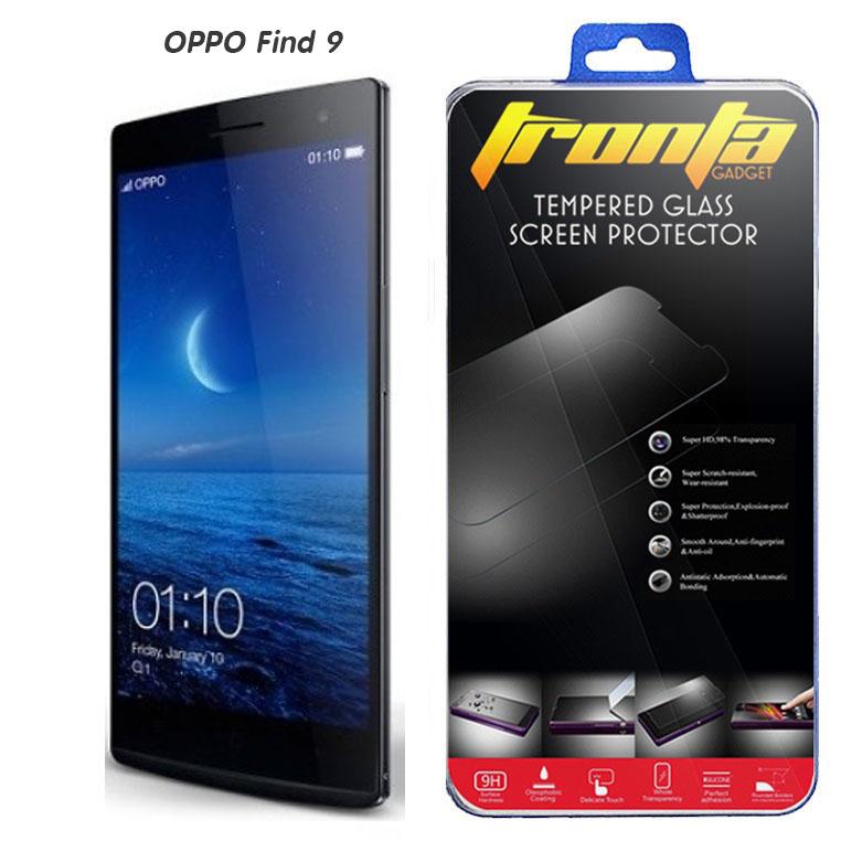 ฟิล์มกระจก Tronta OPPO Find9