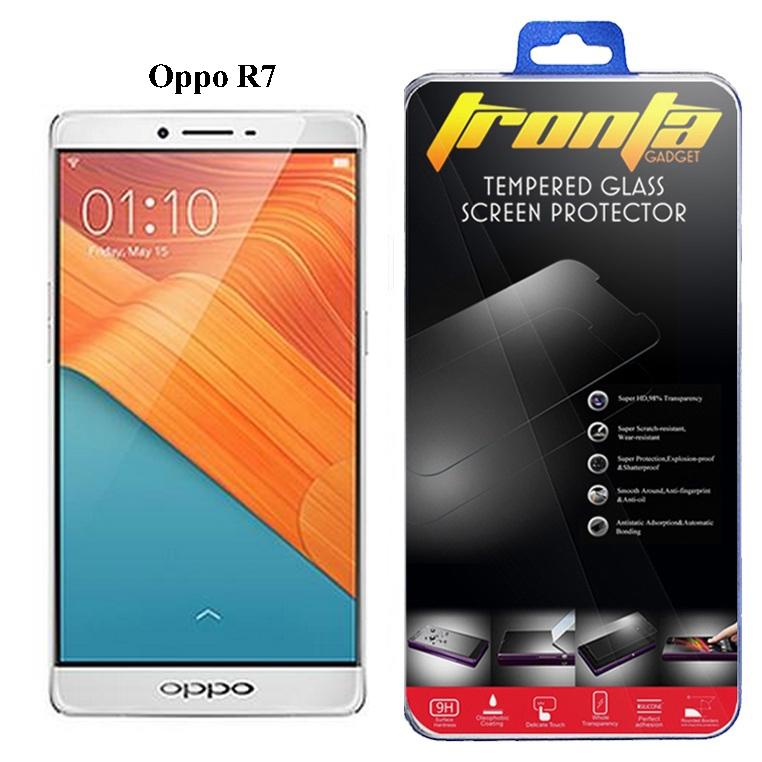 ฟิล์มกระจก Tronta OPPO R7