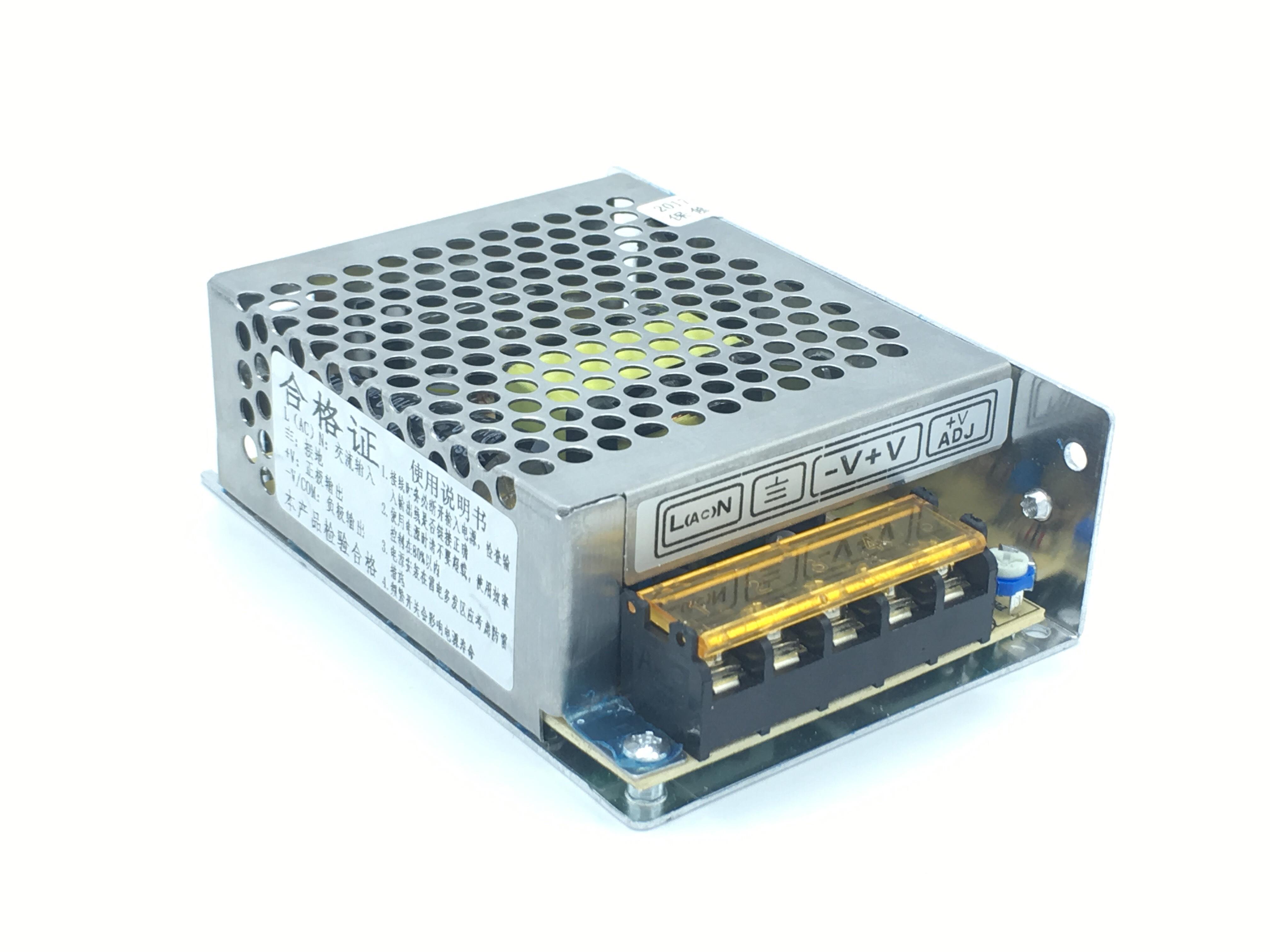 หม้อแปลงไฟฟ้าสวิทชิ่ง 220VAC 24VDC 5A