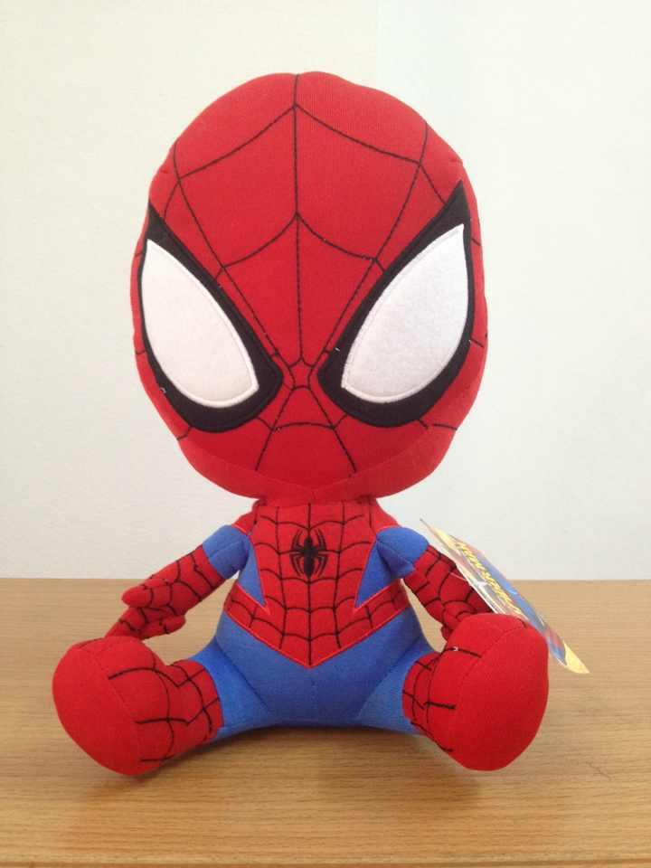 ตุ๊กตา marvel the avengers : spiderman