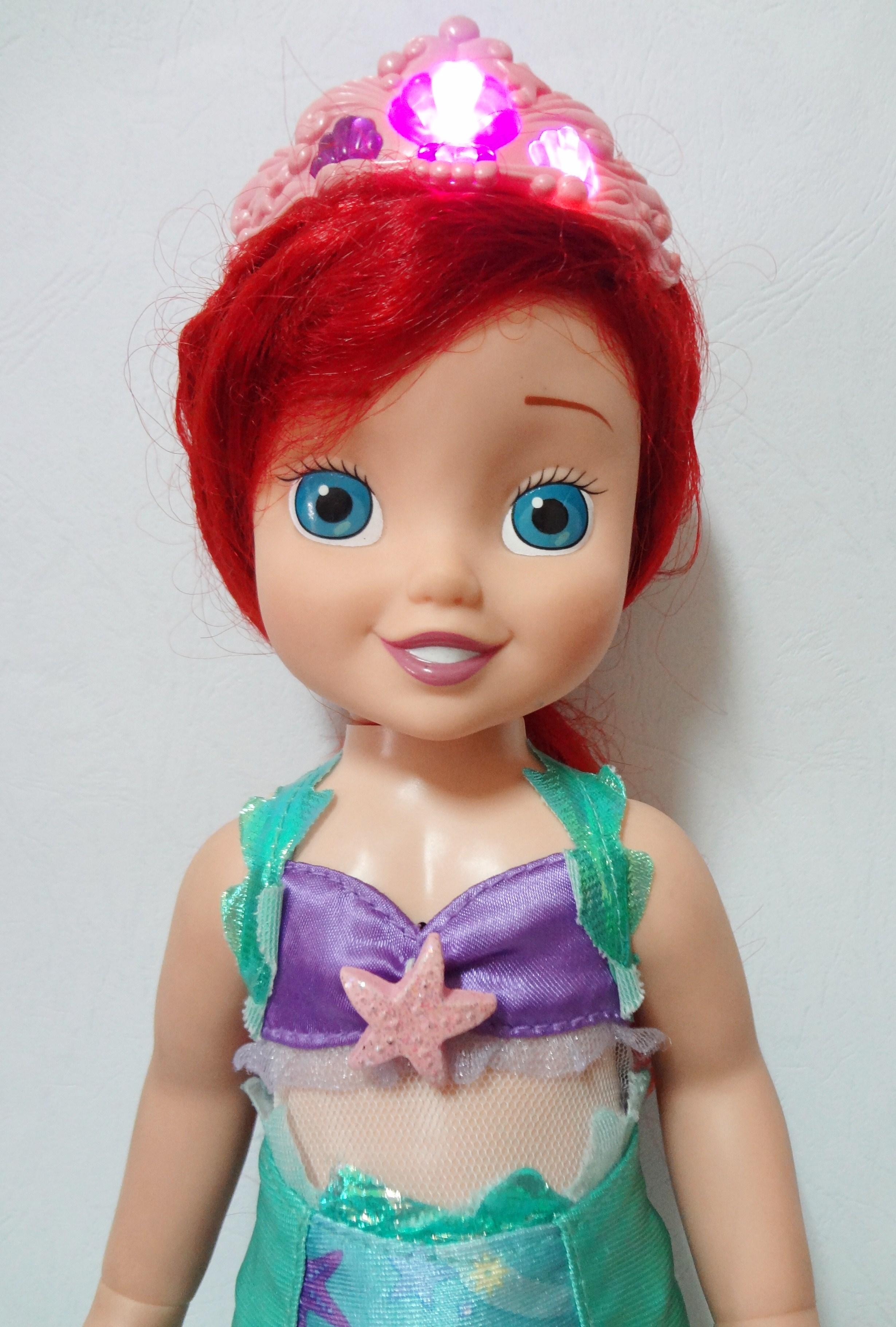 ตุ๊กตาเจ้าหญิง Ariel พูดได้