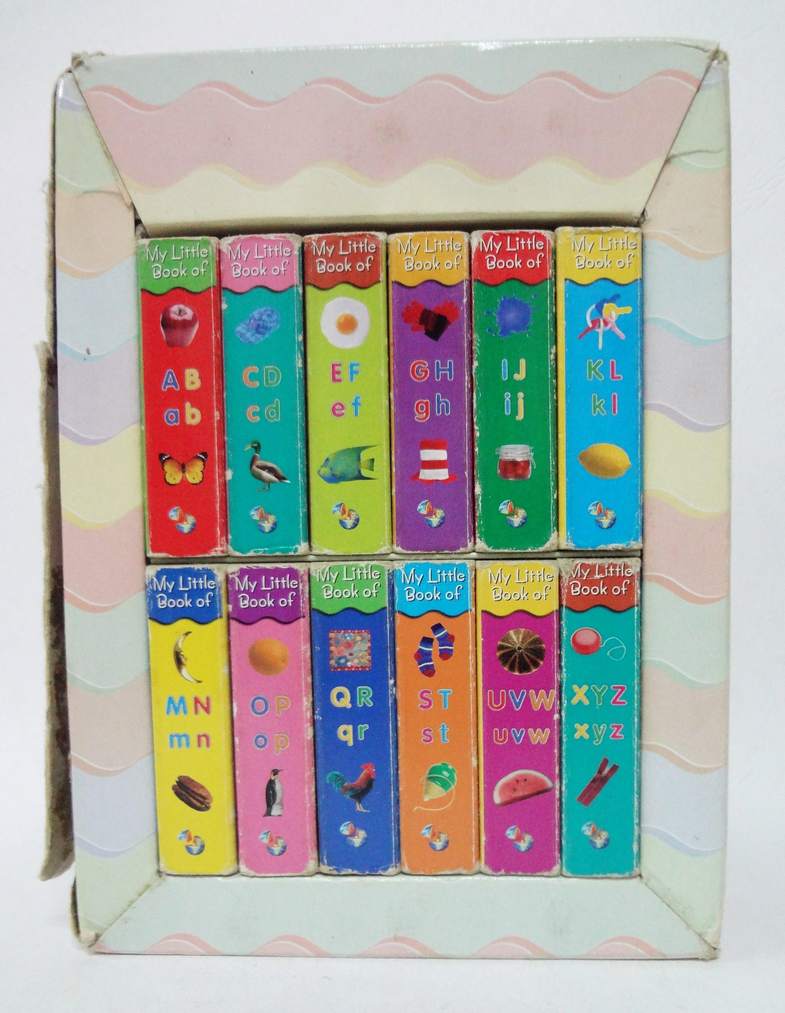 ชุดหนังสือ My little library of ABCs