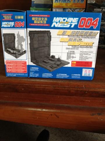 MACHINE NEST 004 ( TT )
