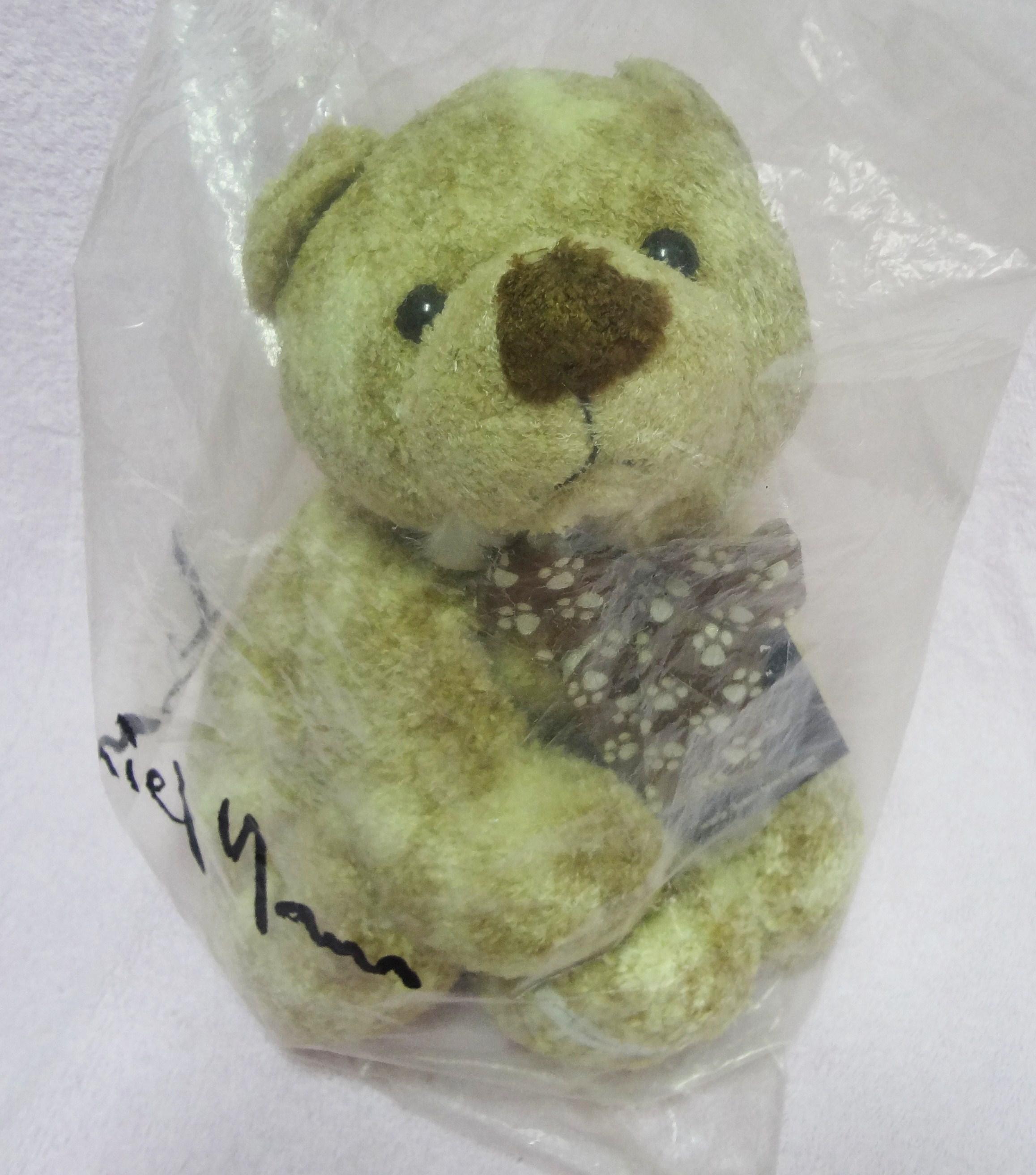ตุ๊กตาหมี ยี่ห้อ Daniel Yan