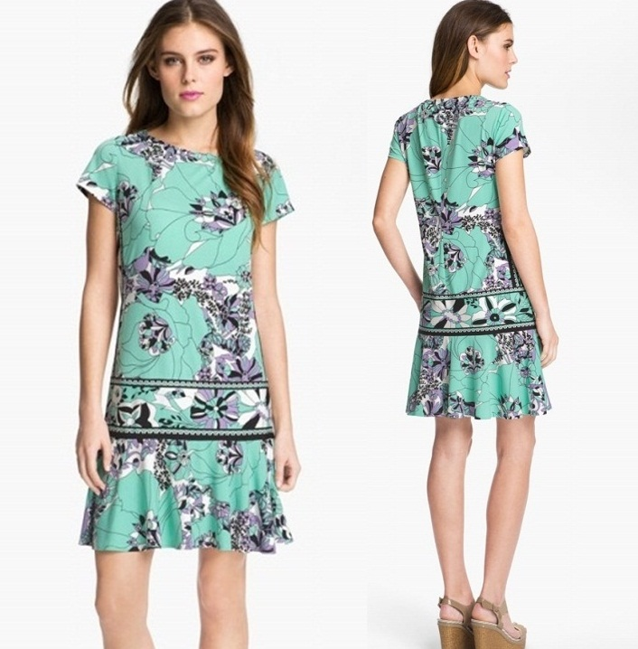 PUC84 Preorder / EMILIO PUCCI DRESS STYLE