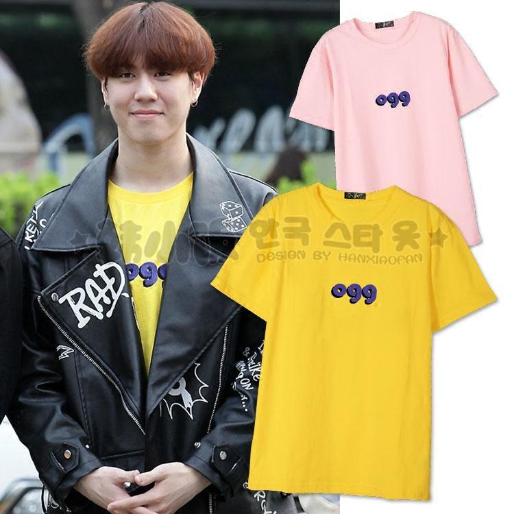 เสื้อยืด 099 Sty.Yugyeom GOT7 -ระบุสี/ไซต์-