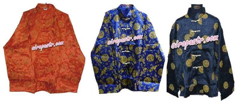 เสื้อสิงคโปร์/จีน (*รายละเอียดในหน้าฯ)