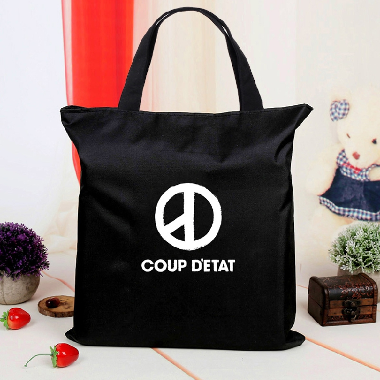 กระเป๋าผ้า 2015 - COUP D'ETAT