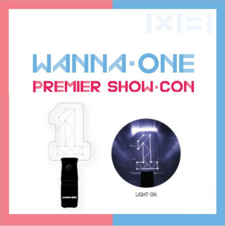 Light Stick WANNA ONE Show-con (แฟนเมค)