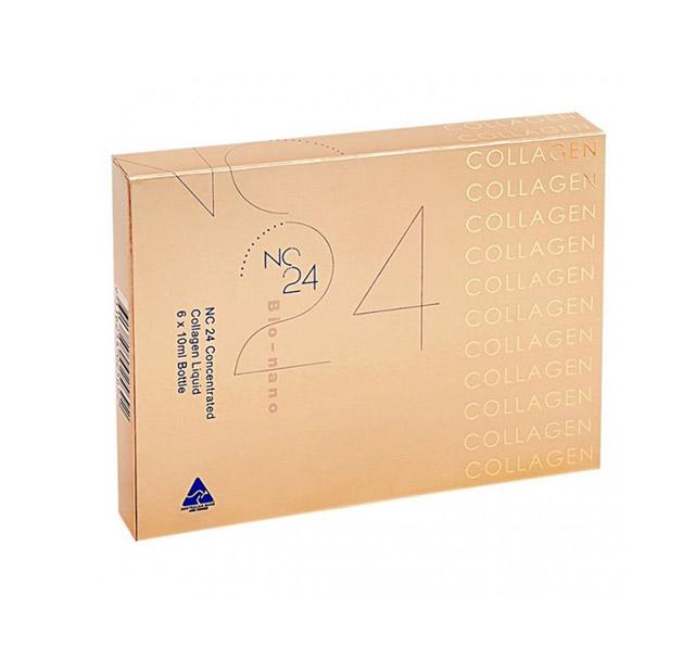 NC24 Bio nano Collagen NC24 คอลลาเจน โปร 1 ฟรี 1 SALE 60-80%