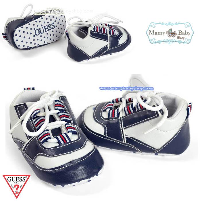 รองเท้าเด็ก Guess Babyา