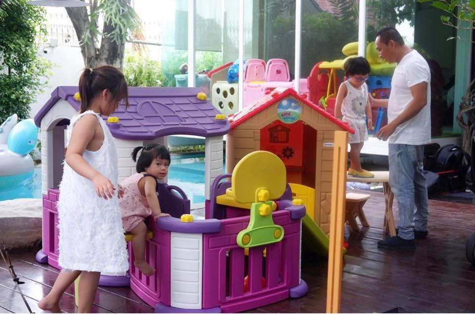 รีวิว House with 3Play Activities