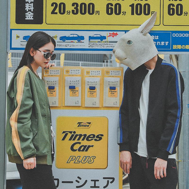 *Pre Order*LMTNZD baseball Jacket แฟชั่นญี่ปุ่น size L,XL,2XL