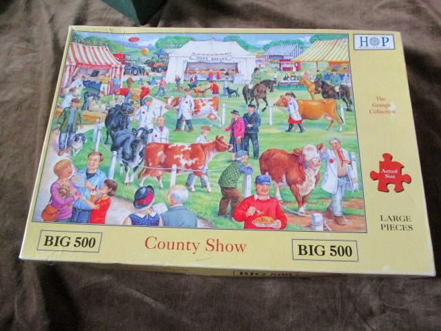 จิ๊กซอว์ 500 ชิ้น county show