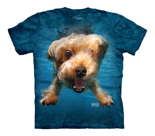 Pre.เสื้อยืดพิมพ์ลาย3D The Mountain T-shirt : Underwater Brady T-Shirt