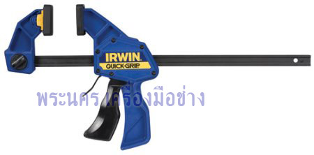 IRWIN QUICK-GRIP One Handed Bar Clamps / Spreaders