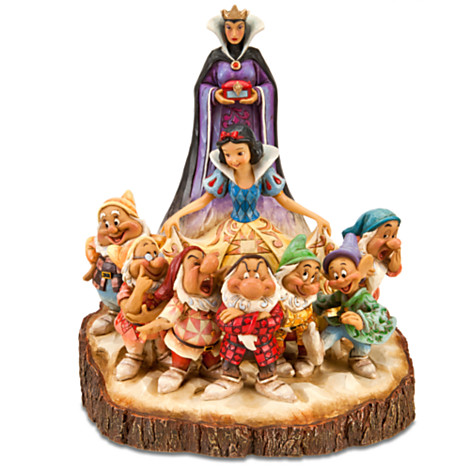 z Snow White and the Seven Dwarfs ''The One That Started Them All'' Figurine by Jim Shore
