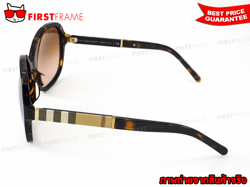 BURBERRY BE4178F 300213 Check Collection 3