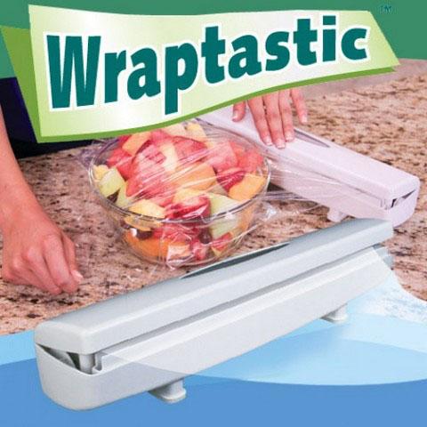กล่องตัดฟิลม์ยืด Film wrap ถนอมอาหาร ตัดง่าย ตัดเร็ว ดีกว่าแบบอื่นๆในท้องตลาด