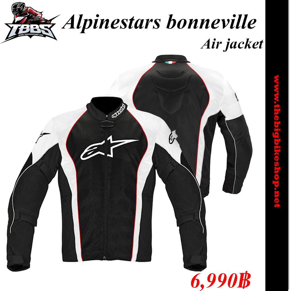เสื้อการ์ด Alpinestars bonneville air jacket