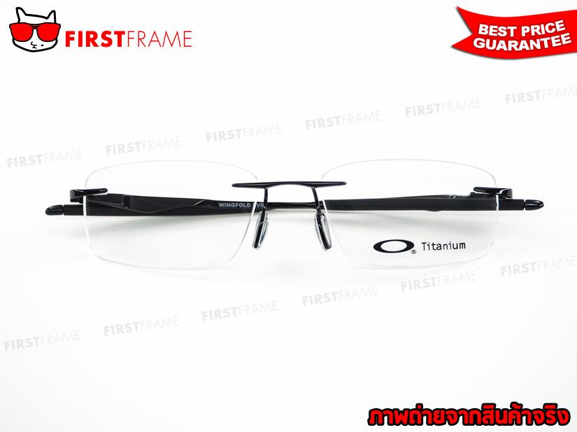 แว่นสายตา OAKLEY OX5118-02 WINGFOLD EVR Titanium 5