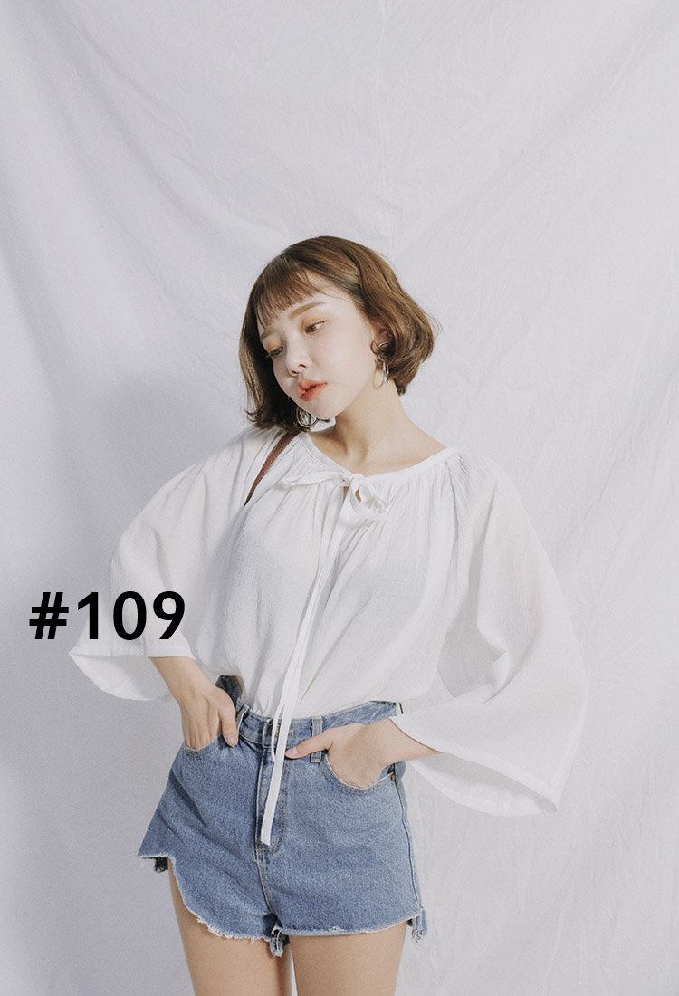 แพทเทิร์น เสื้อ #109