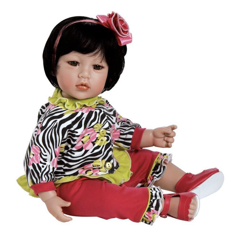 Adora dolls / Zebre Rose/49