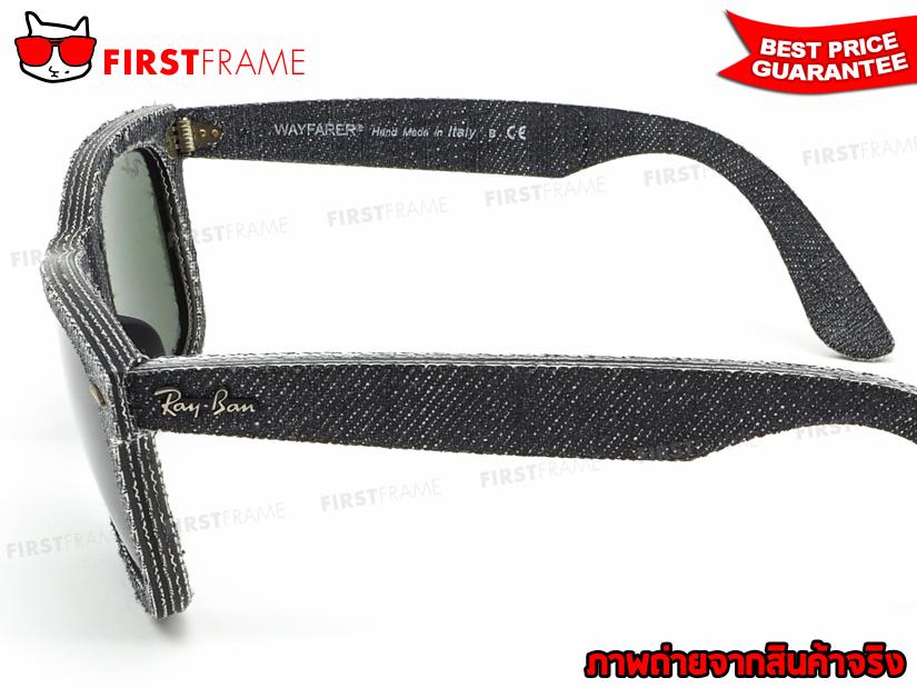 แว่นกันแดด RayBan RB2140F 1162 ORIGINAL WAYFARER DENIM5