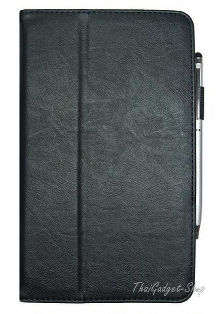 (สีดำ พร้อมส่ง) เคส HP Slate 7 มีช่องสอดมือ เสียบการ์ด ตรงรุ่น