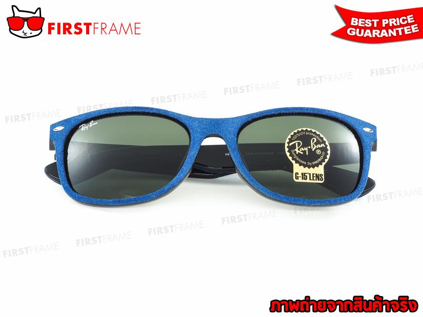 แว่นกันแดด RayBan RB2132F 6239 NEW WAYFARER 6