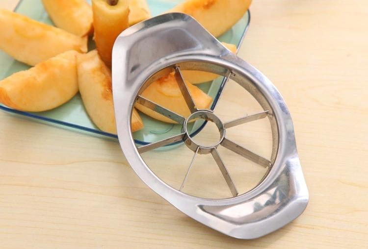 อุปกรณ์หั่นซีกผลไม้ หั่นแบ่งผลไม้ สแตนเลสหนาอย่างดี
