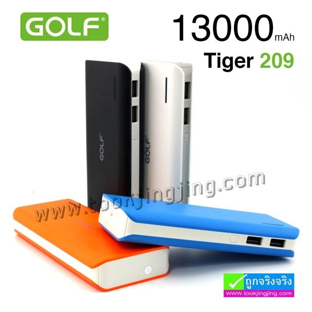Golf Tiger 209
