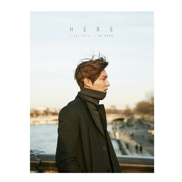 Photobook Lee Min Ho - HERE