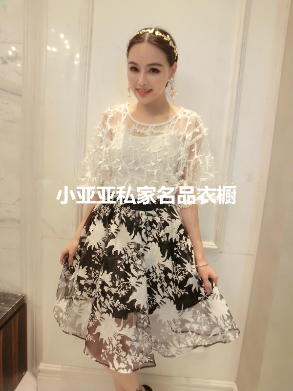 เสื้อผ้าแฟชั่นเกาหลี แบบ 2 ชิ้น เสื้อและกระโปรง สวยมากๆ ครับ