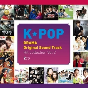 K-POP DRAMA O.S.T HIT COLLECTION VOL. 2 (2CD)