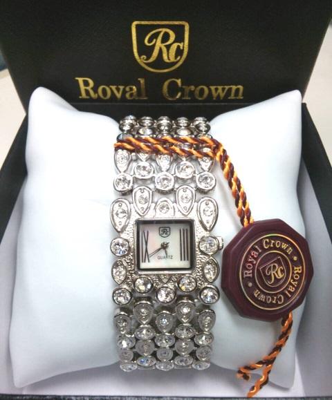 นาฬิกาข้อมือ Royal Crown