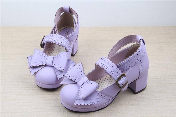 รองเท้าน่ารักสไตล์โลลิต้า