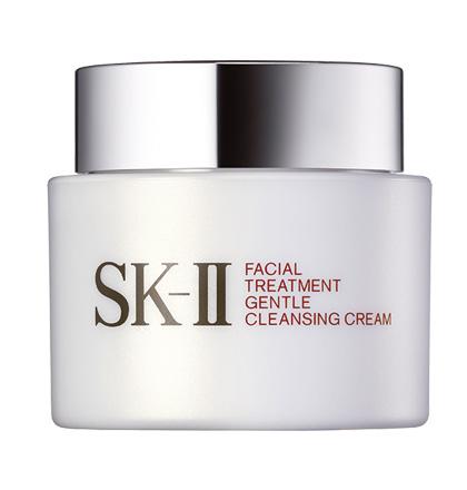 SK-II ผลิตภัณฑ์ทำความสะอาด Facial Treatment Gentle Cleansing Cream