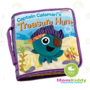 หนังสือนิทาน Lamaze Captain Calamari's Treasure Hunt