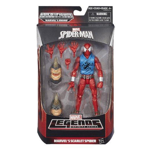 Marvel Legends Scarlet Spider Figure (ของแท้ลิขสิทธิ์)